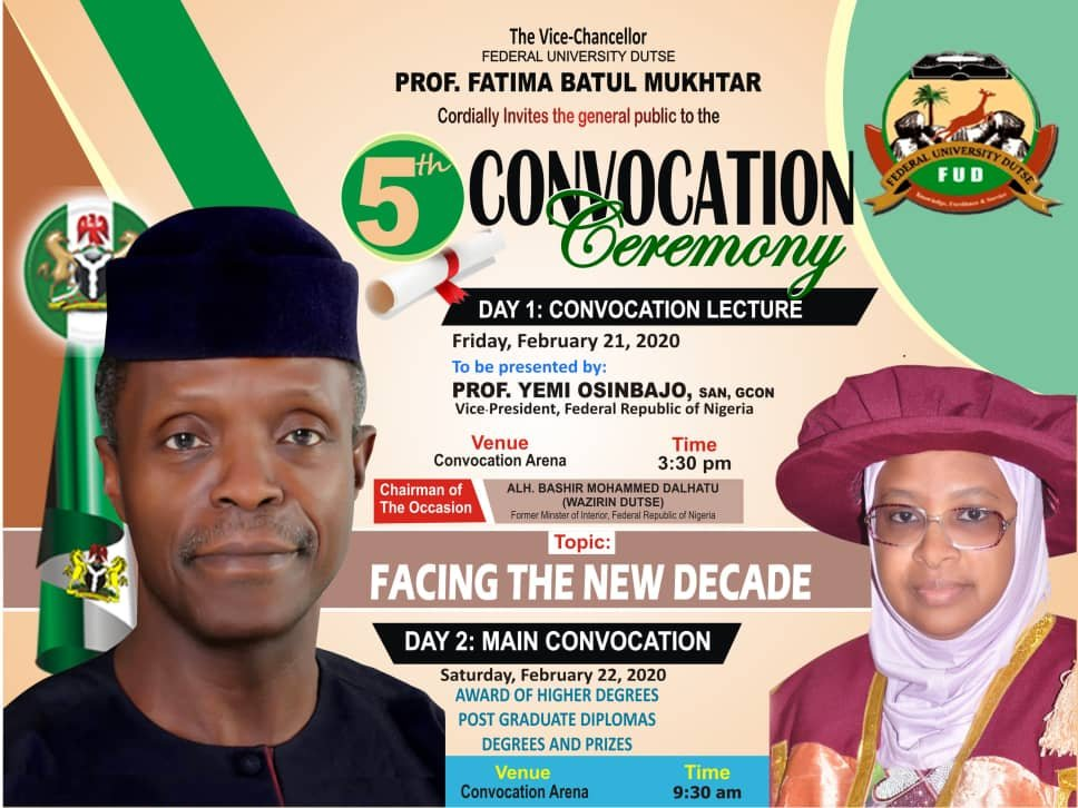 5th Convocation Ceremony